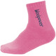 Woolpower 400 Logo Socks Kids sea star rose
